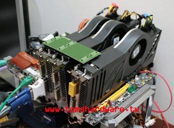 8800 Ultra cards in Triple SLI