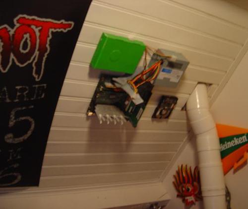 Ceiling PC