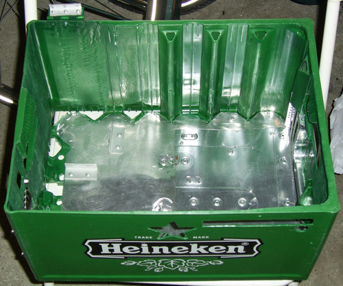 Beer Case PC - empty case